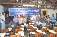 Em reunião da Câmara Itinerante, moradores apontam problemas da região da Vila Valentim