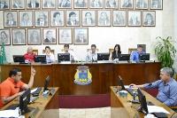Vereadores aprovam 7 documentos na 22ª sessão ordinária do ano
