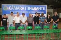 Sexta reunião do ano da Câmara Itinerante será realizada na Vila Valentim