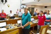 Vereadores aprovam criação da Semana Pagu de Arte Literária e mais 4 documentos