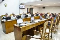 Vereadores aprovam mudança em doação de área e debatem Instituto de Previdência dos Servidores