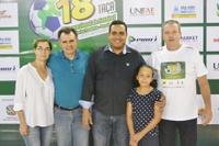 Vereadores prestigiam abertura da Taça Internacional de Futebol do Interior Paulista