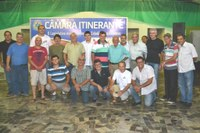Vereadores recebem população da região do Bairro Alegre na Câmara Itinerante