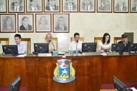 Vereadores votam e aprovam 4 documentos durante a 28ª sessão ordinária do ano